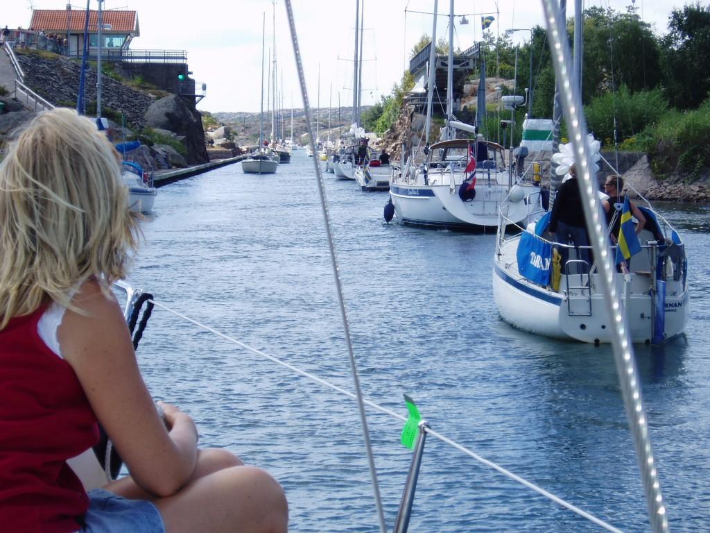 Hyra båt segelbåt västkusten privat